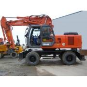 Wheel excavator Hitachi ZX210W - 2006 - 7.190h