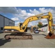 Crawler excavator Caterpillar 322CLN - 2005 - 7.500h