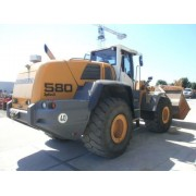 Wheel loader Liebherr L580 2plus2 - 2009 - 7.990h