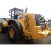 Wheel loader Caterpillar 982M - 2013 - 4.465h