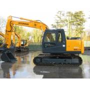 Kettenbagger Hyundai Robex 140LC-7A - 2009 - 7.570h