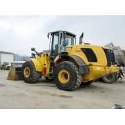Wheel loader New Holland W270B - 2007 - 7.250h