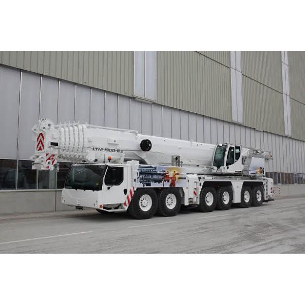All-terrain mobile crane Liebherr LTM 1300-6.2 - 2015 - 3.837h