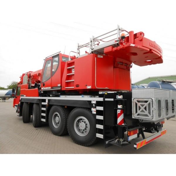 All-terrain mobile crane Liebherr LTM 1090-4.1 - 2015 - 2.430h