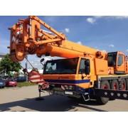 All-terrain mobile crane Tadano-Faun ATF 70G-4 - 2012, 7.247h