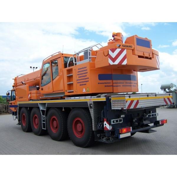 All-terrain mobile crane Tadano Faun ATF 70G-4 - 2012 - 6.300h
