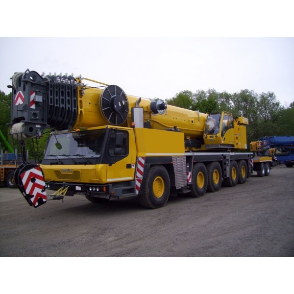 All-terrain mobile crane Grove GMK 5220 - 2012 - 1.470h