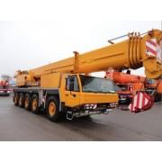 All-terrain mobile crane Tadano Faun ATF 110G-5 - 2009 - 8.127h