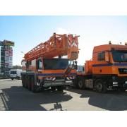 Tadano-Faun ATF 65G-4 - 2010 - 6.730h