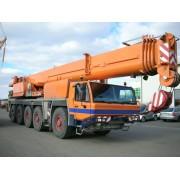 All-terrain mobile crane Tadano Faun ATF 110G-5 - 2009 - 9.420h
