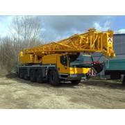 LIEBHERR LTM 1130-5.1 - 2014, 2.280h