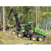 JOHN DEERE 1270E IT4 8WD - 2015, 9 h.