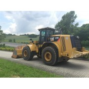 Wheel Loader Caterpillar 972K - 2014 - 4.075h