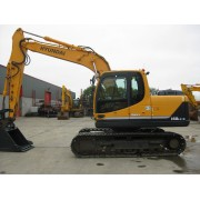Crawler excavator Hyundai Robex 140LC-9 - 2013 - 8.780h
