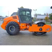 Single Drum Soil Compactor Hamm 3412 HT - 2012 - 1.327h