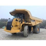 Dump Truck Caterpillar 770 - 2010 - 8.690h
