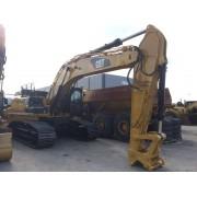 Caterpillar 349EL  2011  7856h