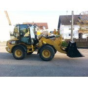 Wheel loader Caterpillar 908H - 2011 - 2.720h
