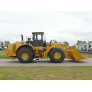 Wheel Loader Caterpillar 980H - 2014 - 12h